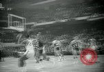 Image of National basketball Match Boston Massachusetts USA, 1965, second 21 stock footage video 65675073015