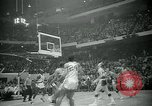 Image of National basketball Match Boston Massachusetts USA, 1965, second 22 stock footage video 65675073015