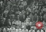 Image of National basketball Match Boston Massachusetts USA, 1965, second 26 stock footage video 65675073015