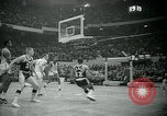 Image of National basketball Match Boston Massachusetts USA, 1965, second 28 stock footage video 65675073015