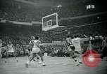Image of National basketball Match Boston Massachusetts USA, 1965, second 29 stock footage video 65675073015