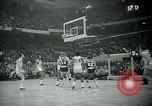 Image of National basketball Match Boston Massachusetts USA, 1965, second 30 stock footage video 65675073015