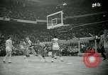 Image of National basketball Match Boston Massachusetts USA, 1965, second 31 stock footage video 65675073015
