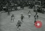 Image of National basketball Match Boston Massachusetts USA, 1965, second 33 stock footage video 65675073015