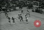 Image of National basketball Match Boston Massachusetts USA, 1965, second 35 stock footage video 65675073015