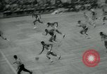 Image of National basketball Match Boston Massachusetts USA, 1965, second 36 stock footage video 65675073015
