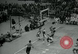 Image of National basketball Match Boston Massachusetts USA, 1965, second 39 stock footage video 65675073015