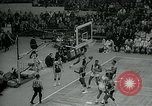 Image of National basketball Match Boston Massachusetts USA, 1965, second 40 stock footage video 65675073015