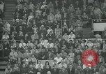 Image of National basketball Match Boston Massachusetts USA, 1965, second 41 stock footage video 65675073015
