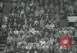 Image of National basketball Match Boston Massachusetts USA, 1965, second 42 stock footage video 65675073015