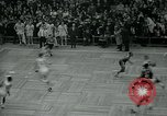 Image of National basketball Match Boston Massachusetts USA, 1965, second 45 stock footage video 65675073015