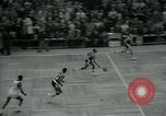 Image of National basketball Match Boston Massachusetts USA, 1965, second 46 stock footage video 65675073015