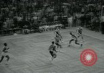 Image of National basketball Match Boston Massachusetts USA, 1965, second 48 stock footage video 65675073015