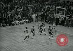 Image of National basketball Match Boston Massachusetts USA, 1965, second 49 stock footage video 65675073015