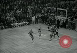 Image of National basketball Match Boston Massachusetts USA, 1965, second 50 stock footage video 65675073015