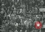 Image of National basketball Match Boston Massachusetts USA, 1965, second 52 stock footage video 65675073015