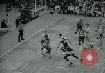 Image of National basketball Match Boston Massachusetts USA, 1965, second 55 stock footage video 65675073015
