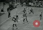 Image of National basketball Match Boston Massachusetts USA, 1965, second 56 stock footage video 65675073015