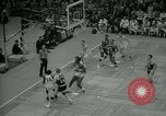 Image of National basketball Match Boston Massachusetts USA, 1965, second 57 stock footage video 65675073015