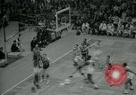 Image of National basketball Match Boston Massachusetts USA, 1965, second 58 stock footage video 65675073015