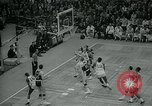 Image of National basketball Match Boston Massachusetts USA, 1965, second 59 stock footage video 65675073015