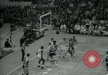 Image of National basketball Match Boston Massachusetts USA, 1965, second 60 stock footage video 65675073015