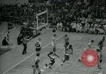 Image of National basketball Match Boston Massachusetts USA, 1965, second 61 stock footage video 65675073015