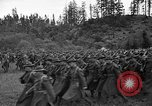 Image of 3rd Army Division troops Fort Lewis Washington USA, 1937, second 14 stock footage video 65675073028