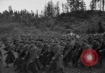 Image of 3rd Army Division troops Fort Lewis Washington USA, 1937, second 16 stock footage video 65675073028