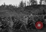 Image of 3rd Army Division troops Fort Lewis Washington USA, 1937, second 17 stock footage video 65675073028