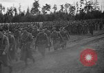 Image of 3rd Army Division troops Fort Lewis Washington USA, 1937, second 18 stock footage video 65675073028
