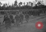 Image of 3rd Army Division troops Fort Lewis Washington USA, 1937, second 19 stock footage video 65675073028