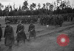 Image of 3rd Army Division troops Fort Lewis Washington USA, 1937, second 20 stock footage video 65675073028