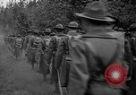 Image of 3rd Army Division troops Fort Lewis Washington USA, 1937, second 23 stock footage video 65675073028