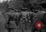 Image of 3rd Army Division troops Fort Lewis Washington USA, 1937, second 24 stock footage video 65675073028