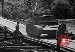 Image of 3rd Army Division troops Fort Lewis Washington USA, 1937, second 40 stock footage video 65675073028