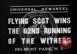 Image of Withers Stakes New York United States USA, 1937, second 7 stock footage video 65675073029