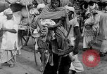 Image of civil strife Punjab India, 1947, second 49 stock footage video 65675073033