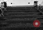Image of arrival of coal Genoa Italy, 1947, second 15 stock footage video 65675073035