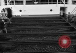 Image of arrival of coal Genoa Italy, 1947, second 16 stock footage video 65675073035