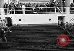 Image of arrival of coal Genoa Italy, 1947, second 17 stock footage video 65675073035