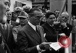 Image of arrival of coal Genoa Italy, 1947, second 24 stock footage video 65675073035