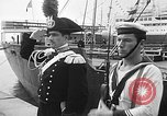 Image of arrival of coal Genoa Italy, 1947, second 26 stock footage video 65675073035