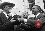 Image of arrival of coal Genoa Italy, 1947, second 31 stock footage video 65675073035