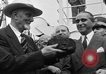 Image of arrival of coal Genoa Italy, 1947, second 32 stock footage video 65675073035
