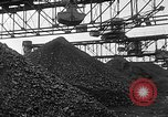 Image of arrival of coal Genoa Italy, 1947, second 37 stock footage video 65675073035