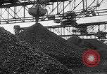 Image of arrival of coal Genoa Italy, 1947, second 38 stock footage video 65675073035