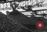 Image of arrival of coal Genoa Italy, 1947, second 39 stock footage video 65675073035