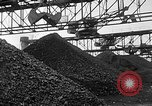 Image of arrival of coal Genoa Italy, 1947, second 41 stock footage video 65675073035
