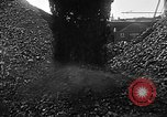 Image of arrival of coal Genoa Italy, 1947, second 42 stock footage video 65675073035